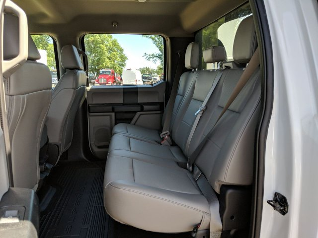 2019 F-550 Crew Cab DRW RWD,  PJ's Platform Body #KED96690 - photo 10