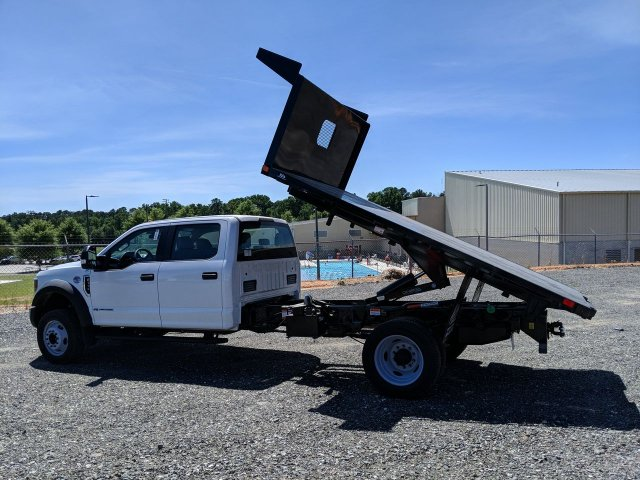 2019 F-550 Crew Cab DRW RWD,  PJ's Platform Body #KED96690 - photo 22