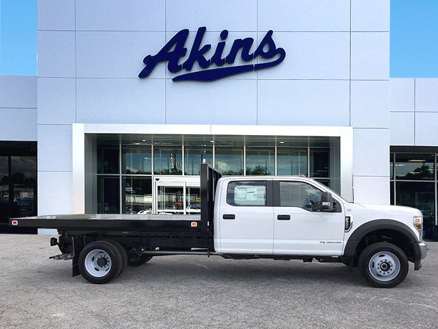 2019 F-550 Crew Cab DRW 4x4,  Knapheide Platform Body #KEE13840 - photo 1