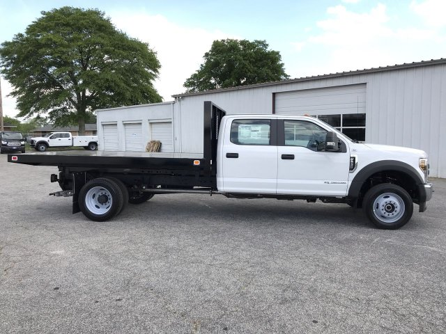 2019 F-550 Crew Cab DRW 4x4,  Knapheide Platform Body #KEE13840 - photo 3