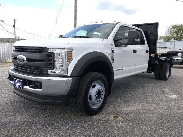 2019 F-550 Crew Cab DRW 4x4,  Knapheide Platform Body #KEE13840 - photo 6