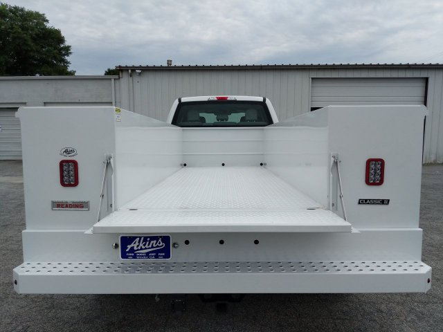 2019 F-550 Crew Cab DRW 4x4,  Reading Service Body #KEE14081 - photo 11