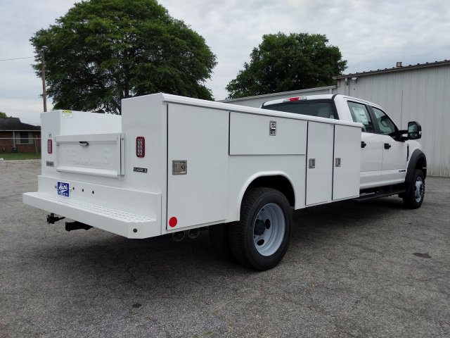 2019 F-550 Crew Cab DRW 4x4,  Reading Service Body #KEE14081 - photo 2