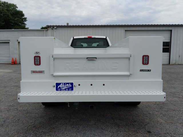 2019 F-550 Crew Cab DRW 4x4,  Reading Service Body #KEE14081 - photo 3