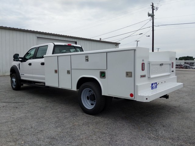 2019 F-550 Crew Cab DRW 4x4,  Reading Service Body #KEE14081 - photo 4