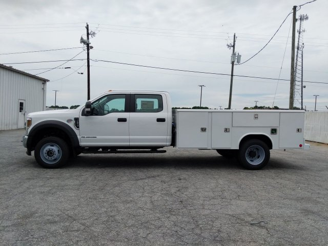 2019 F-550 Crew Cab DRW 4x4,  Reading Service Body #KEE14081 - photo 5