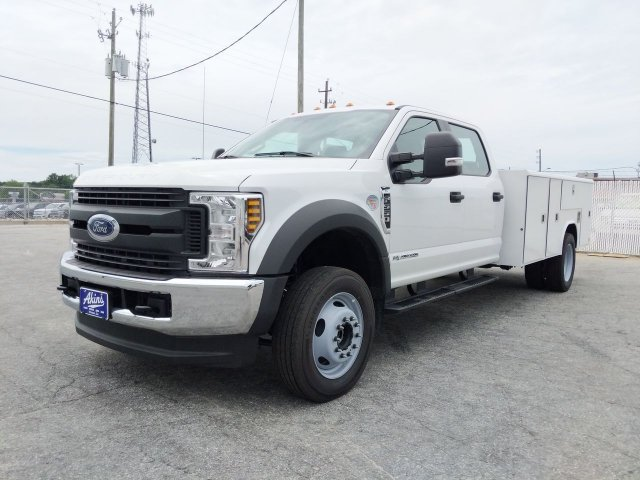 2019 F-550 Crew Cab DRW 4x4,  Reading Service Body #KEE14081 - photo 6
