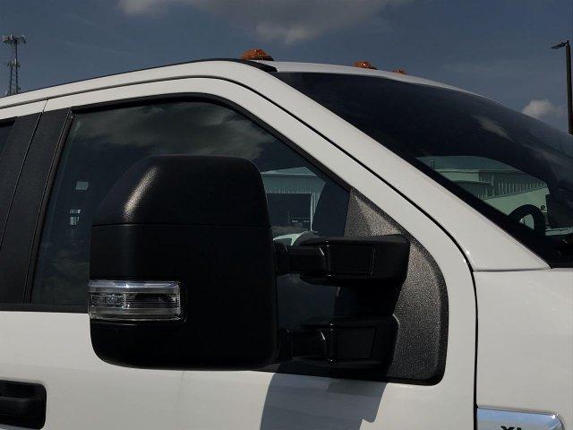 2019 F-450 Crew Cab DRW 4x4,  Cadet Platform Body #KEE28318 - photo 9