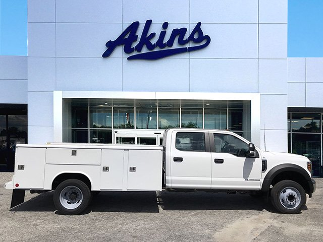 2019 F-450 Crew Cab DRW RWD,  Reading Service Body #KEE60103 - photo 1