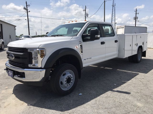 2019 F-450 Crew Cab DRW RWD,  Reading Service Body #KEE60103 - photo 5