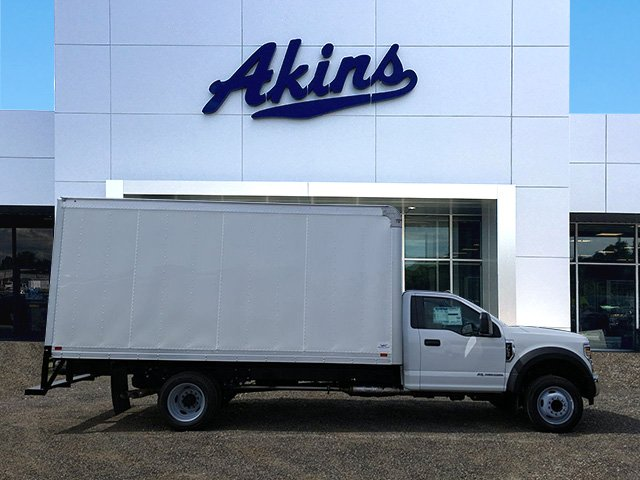 2019 F-550 Regular Cab DRW RWD,  Smyrna Truck Dry Freight #KEE60114 - photo 1