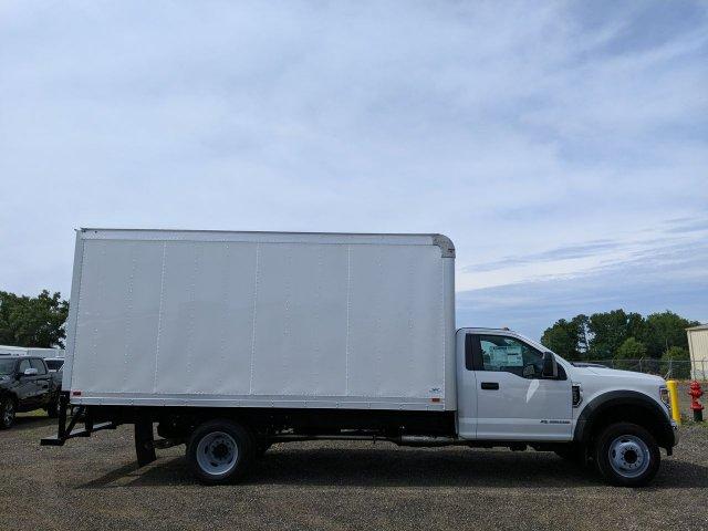 2019 F-550 Regular Cab DRW RWD,  Smyrna Truck Dry Freight #KEE60114 - photo 2