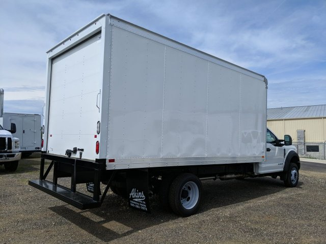 2019 F-550 Regular Cab DRW RWD,  Smyrna Truck Dry Freight #KEE60114 - photo 2