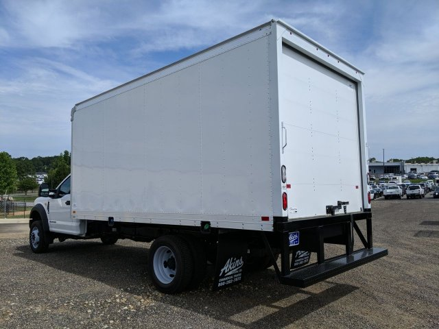 2019 F-550 Regular Cab DRW RWD,  Smyrna Truck Dry Freight #KEE60114 - photo 4