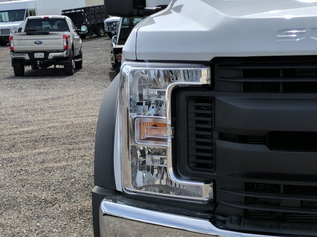 2019 F-550 Regular Cab DRW RWD,  Smyrna Truck Dry Freight #KEE60114 - photo 7