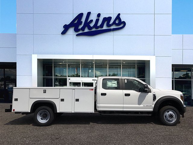 2019 F-450 Crew Cab DRW 4x4,  Monroe Service Body #KEE60701 - photo 1