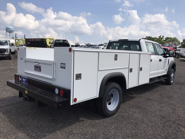 2019 F-450 Crew Cab DRW 4x4,  Monroe Service Body #KEE60701 - photo 2