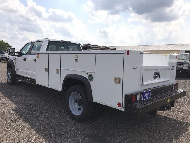 2019 F-450 Crew Cab DRW 4x4,  Monroe Service Body #KEE60701 - photo 4
