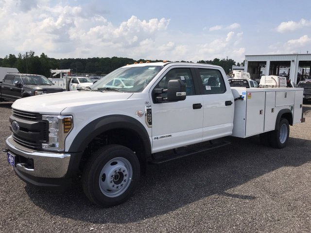 2019 F-450 Crew Cab DRW 4x4,  Monroe Service Body #KEE60701 - photo 5