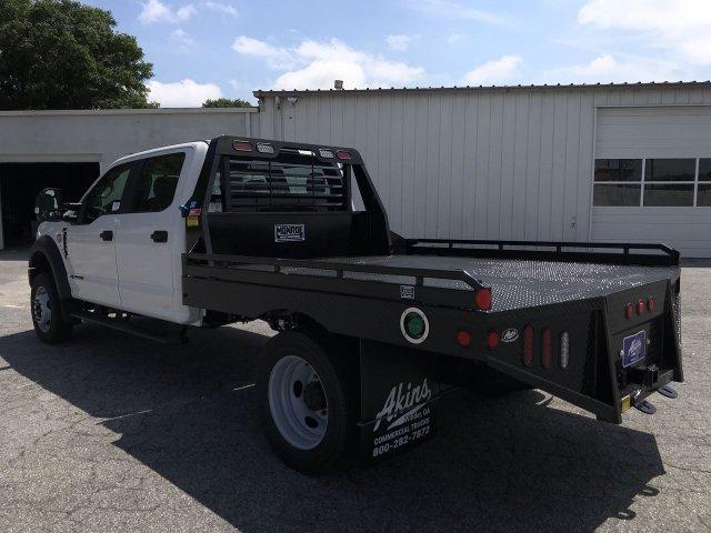 2019 F-450 Crew Cab DRW 4x4,  Hillsboro Hauler Body #KEE60705 - photo 4