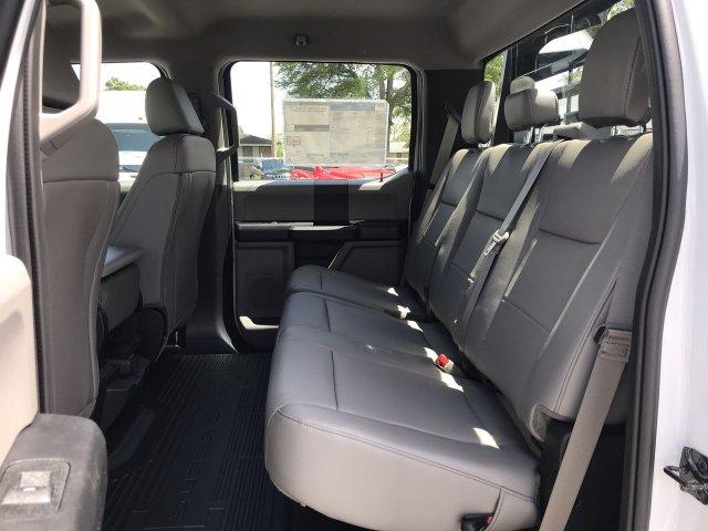 2019 F-450 Crew Cab DRW 4x4,  Hillsboro Platform Body #KEE60706 - photo 10