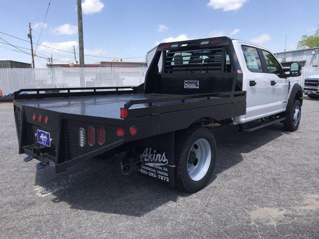 2019 F-450 Crew Cab DRW 4x4,  Hillsboro Platform Body #KEE60706 - photo 2