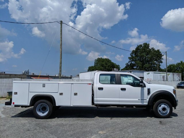 2019 F-550 Crew Cab DRW RWD,  Monroe Service Body #KEE60711 - photo 3