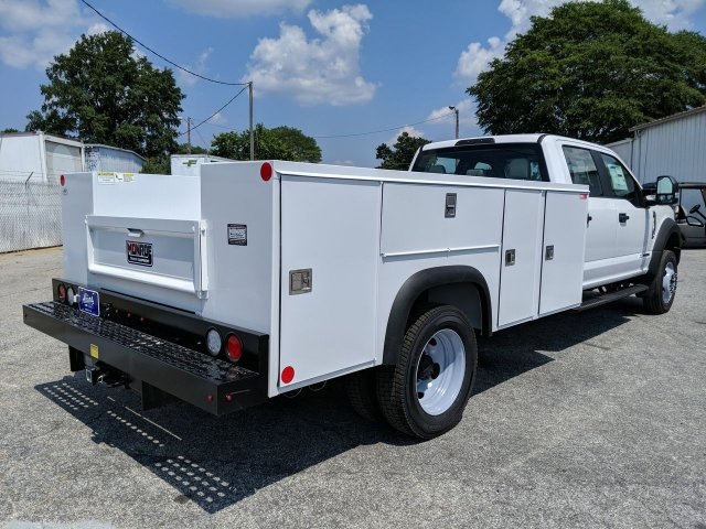 2019 F-550 Crew Cab DRW RWD,  Monroe Service Body #KEE60711 - photo 2