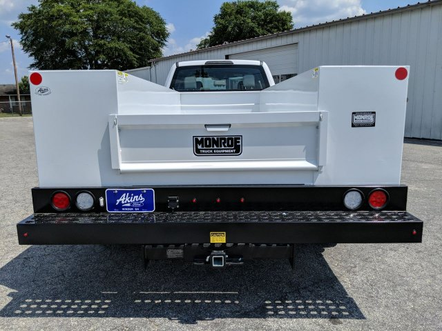 2019 F-550 Crew Cab DRW RWD,  Monroe Service Body #KEE60711 - photo 4