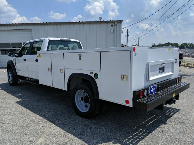 2019 F-550 Crew Cab DRW RWD,  Monroe Service Body #KEE60711 - photo 5