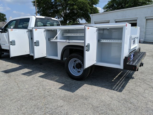 2019 F-550 Crew Cab DRW RWD,  Monroe Service Body #KEE60711 - photo 11