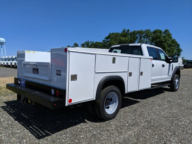 2019 F-550 Crew Cab DRW RWD,  Monroe Service Body #KEE60714 - photo 2