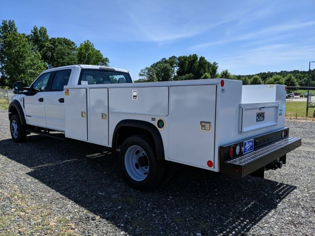 2019 F-550 Crew Cab DRW RWD,  Monroe Service Body #KEE60714 - photo 4