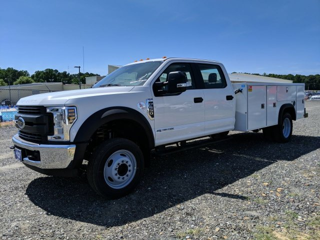 2019 F-550 Crew Cab DRW RWD,  Monroe Service Body #KEE60714 - photo 5
