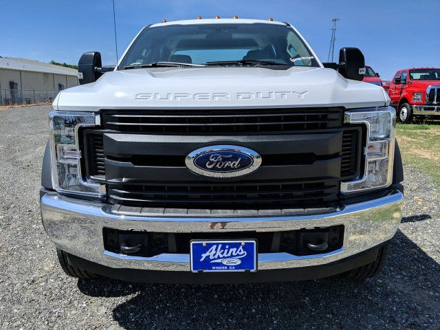 2019 F-550 Crew Cab DRW RWD,  Monroe Service Body #KEE60714 - photo 6