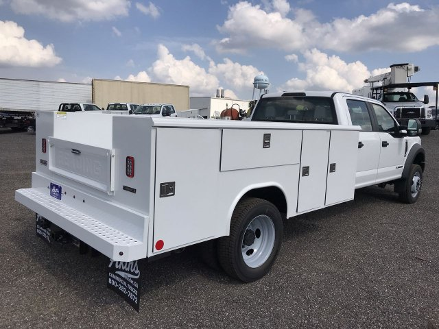 Reading Utility Body >> New 2019 Ford F 450 Service Body For Sale In Winder Ga Kee75472
