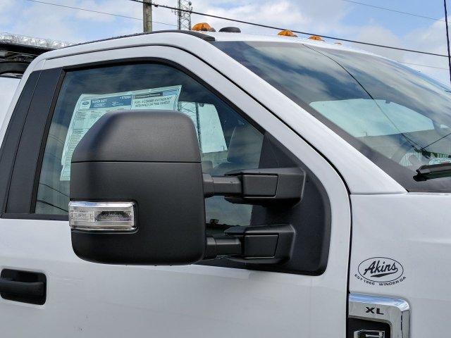 2019 F-550 Regular Cab DRW RWD,  Rollback Body #KEE75994 - photo 10