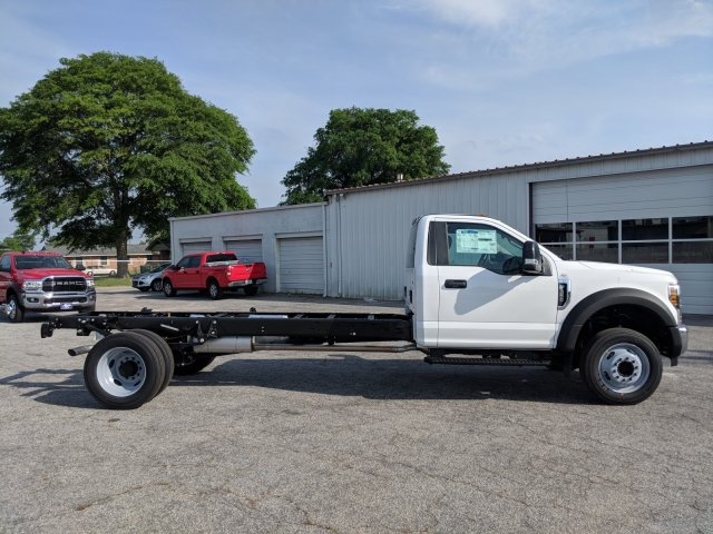 2019 F-550 Regular Cab DRW RWD,  Cab Chassis #KEE75997 - photo 1