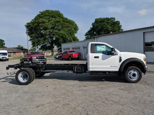 2019 F-550 Regular Cab DRW RWD,  Cab Chassis #KEE75998 - photo 1