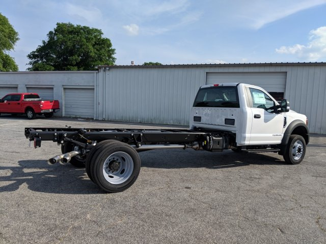 2019 F-550 Regular Cab DRW RWD,  Cab Chassis #KEE75998 - photo 2