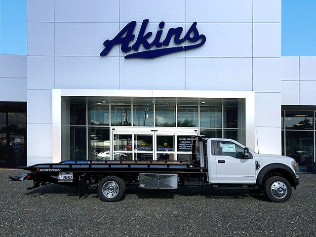 2019 F-550 Regular Cab DRW RWD,  Cab Chassis #KEE75999 - photo 1