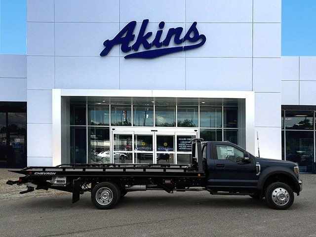 2019 F-550 Regular Cab DRW RWD, Cab Chassis #KEF05188 - photo 1