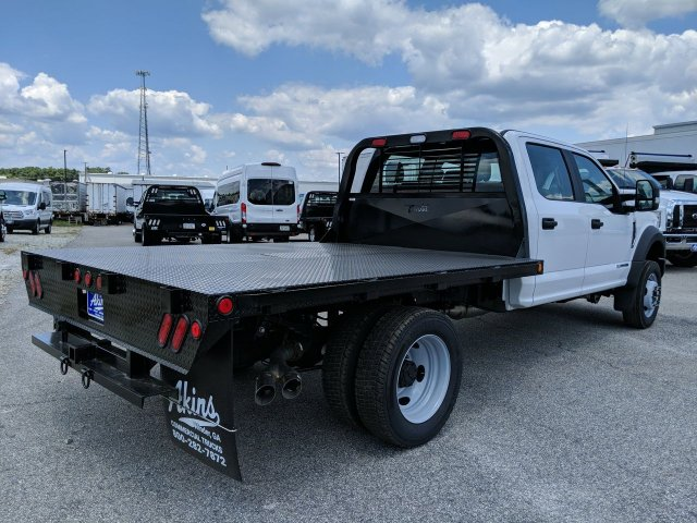 2019 Ford F-550 Crew Cab DRW 4x4, Cadet Platform Body #KEF24614 - photo 1