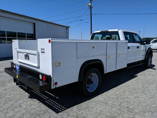 2019 F-550 Crew Cab DRW 4x4, Monroe Service Body #KEF25308 - photo 1