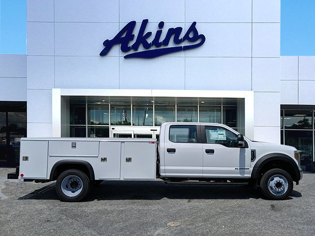 2019 F-550 Crew Cab DRW 4x4, Monroe Service Body #KEF25309 - photo 1