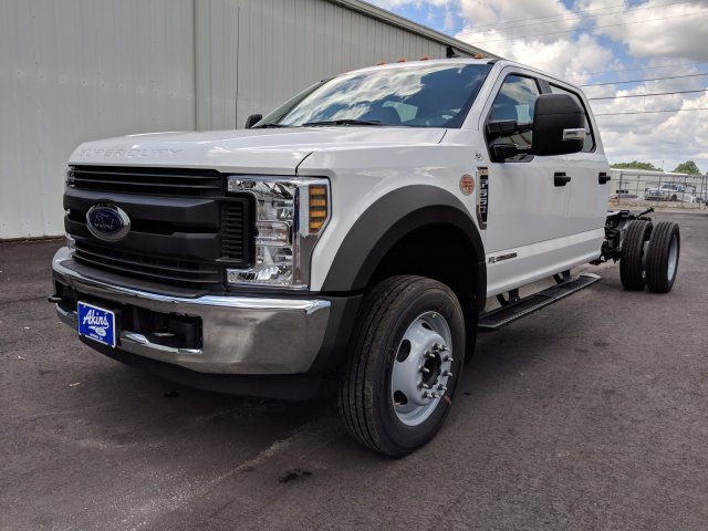 2019 F-550 Crew Cab DRW RWD, Cab Chassis #KEF60300 - photo 1