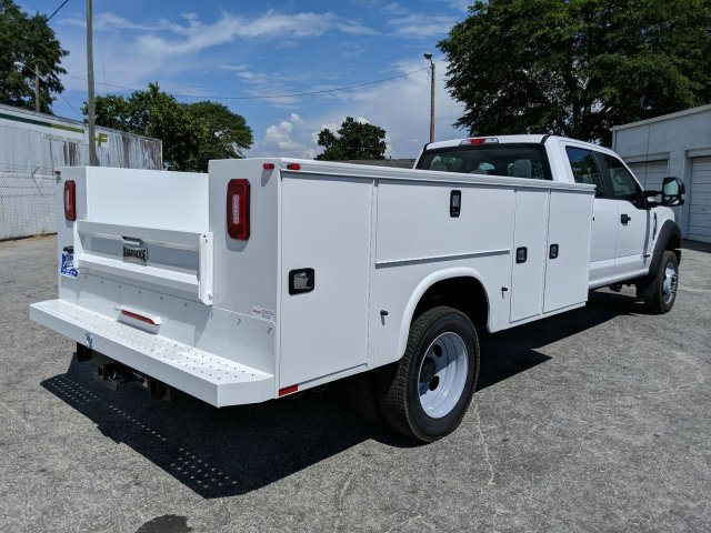 2019 F-450 Crew Cab DRW RWD, Knapheide Service Body #KEF66363 - photo 1