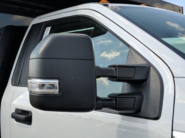 2019 F-550 Regular Cab DRW RWD, PJ's Platform Body #KEF66437 - photo 9