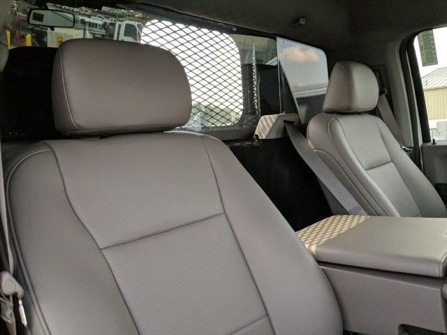 2019 F-550 Regular Cab DRW RWD, PJ's Platform Body #KEF66437 - photo 10