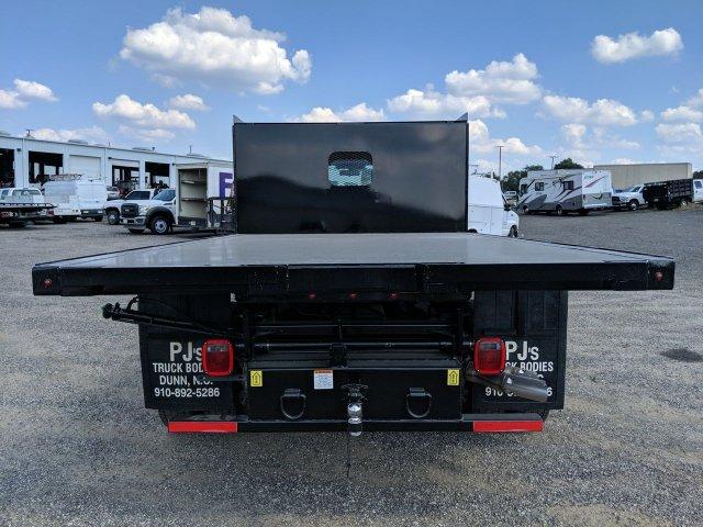 2019 F-550 Regular Cab DRW RWD, PJ's Platform Body #KEF66437 - photo 3